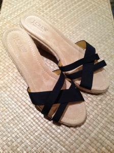 January 15 - cute sandals